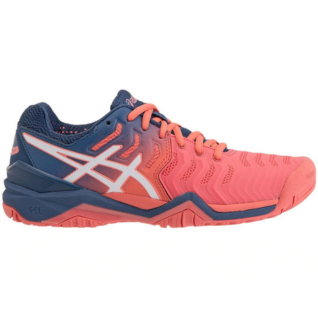アシックス(ASICS) GEL-RESOLUTION 7 (Lady's) TLL785.701 7 (Lady's), よねや:49d80eac --- sunward.msk.ru
