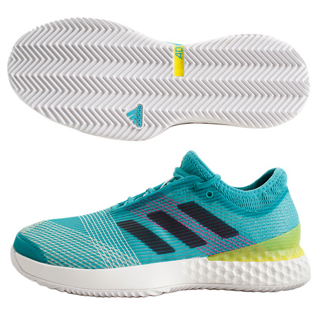 アディダス(adidas) UBERSONIC 3 MULTICOURT F36721 (Men's)