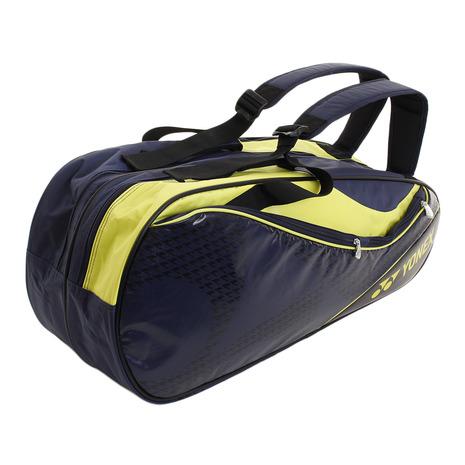 ヨネックス(YONEX) ラケットバッグ6 リュック付 テニス6本用 BAG1722R-019 (Men's、Lady's、Jr)