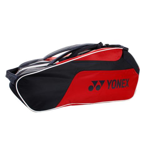 ヨネックス(YONEX) ラケットバッグ6 リュック付 テニス6本用 BAG1812R-097 (Men's、Lady's、Jr)