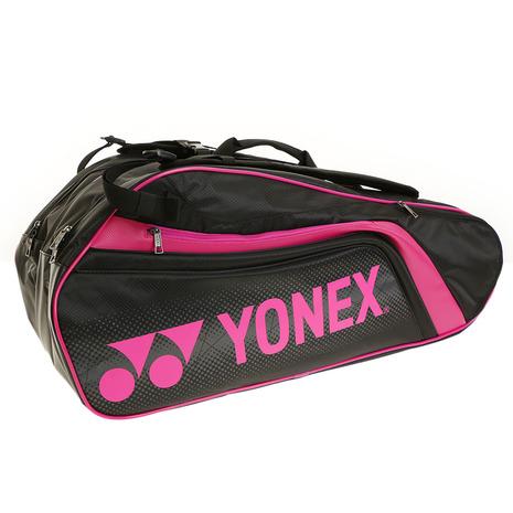 ヨネックス(YONEX) ラケットバッグ6 ラケットバッグ6 BAG1812R-181 (Men's BAG1812R-181、Lady's、Jr), 山科区:023f608e --- sunward.msk.ru