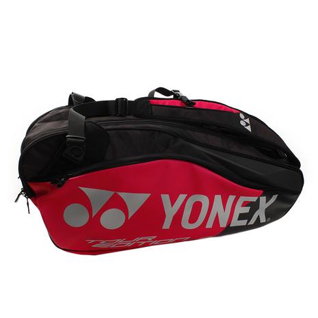 ヨネックス(YONEX) ラケットバッグ6 BAG1802R-181 (Men's、Lady's、Jr)