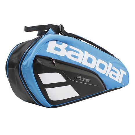 バボラ(BABOLAT) Racket 18 Racket Holder Holder 6 6 BB751171 (Men's、Lady's、Jr), 美陽堂 BIYOUDO:dfe3856a --- sunward.msk.ru