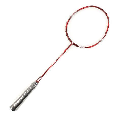 パシフィック(PACIFIC) バドミントンラケット SMASH COMP PC-BD1607 RED (Men's、Lady's、Jr)