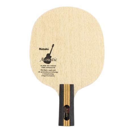 ニッタク(Nittaku) 卓球ラケット アコースティックC NE-6661 (Men's、Lady's、Jr)