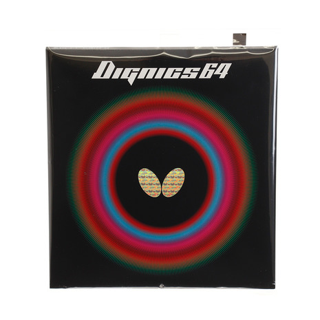 バタフライ(Butterfly) ディグニクス64 06060 BLK (メンズ、レディース)