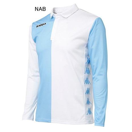カッパ Kappa ゲームシャツ KF512TL13 メンズ ◇限定Special Price 定価の67%OFF NAB