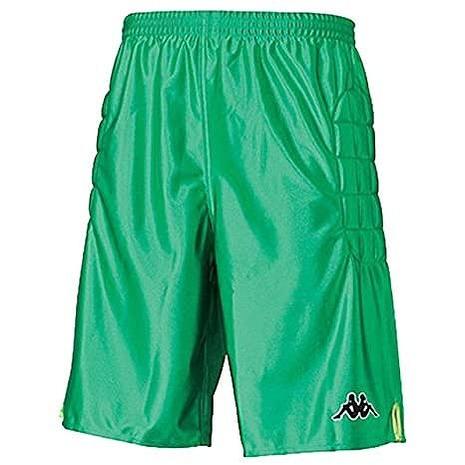 カッパ Kappa サッカー ジュニア パンツ キッズ KFCG7702 緑 人気海外一番 キーパーパンツ 買収