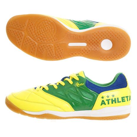 アスレタ(ATHLETA) 11009 O-Rei Futsal T004 YEL (Men's)