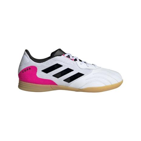 アディダス adidas ジュニアサッカーインドアトレーニングシューズ コパ センス.3 IN 秀逸 キッズ 屋内 FX1980 サラ 『1年保証』 室内