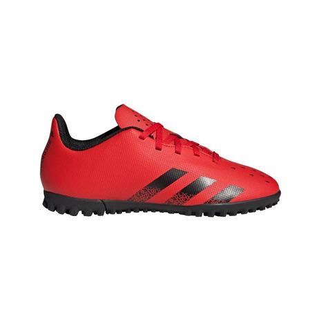 20%OFFクーポン有 完売 期間限定 アディダス adidas ジュニアサッカーシューズ ターフ用 プレデター 数量限定 FY6342 フリーク4 TF J キッズ