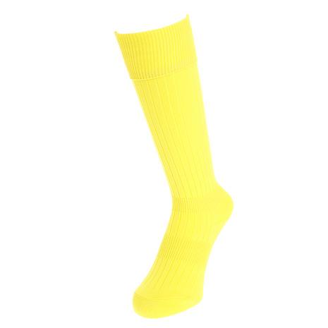 ジローム GIRAUDM サッカー ソックス 激安卸販売新品 ドライプラス ストッキング 黄色 キッズ 靴下 750GM9OK001-FYL-J NEW レディース