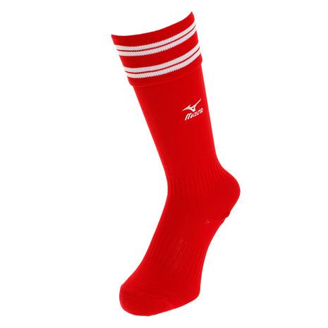 ミズノ MIZUNO サッカー 推奨 ソックス ジュニア 国内送料無料 子供 キッズ 靴下 ストッキング 62UC01062