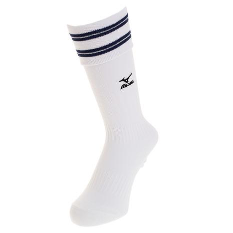 ミズノ MIZUNO 返品送料無料 サッカー ソックス ジュニア 子供 新着 62UC01084 キッズ ストッキング 靴下