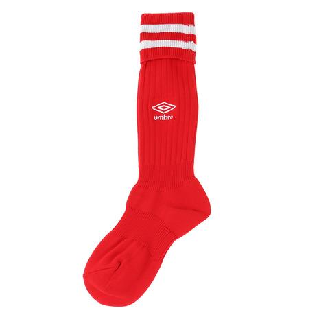 アンブロ UMBRO サッカー ソックス ジュニア プラクティス ストッキング アウトレットセール 特集 靴下 MRED18 UBS8810 キッズ 低廉