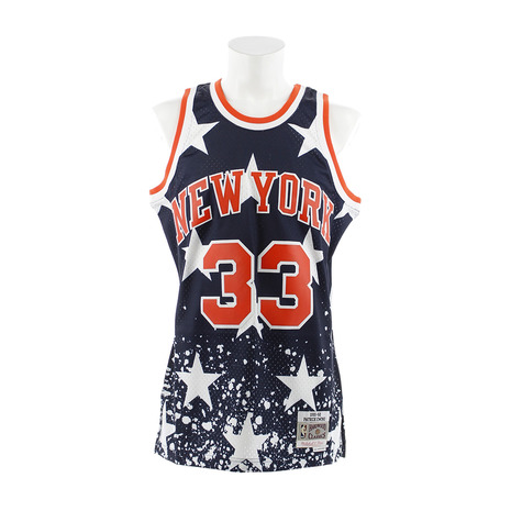 ミッチェルアンドネス(Mitchell&Ness) July 4 Jersey BA89VX-NYK-B-M3L-S Knics July BA89VX-NYK-B-M3L-S 4 (Men's), アルテ フィルム:20848f70 --- sunward.msk.ru
