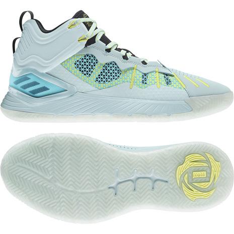 アディダス adidas バスケットシューズ バッシュ D Rose Son Chi of 当店限定販売 ローズ GW7650 デリック 豪華な メンズ