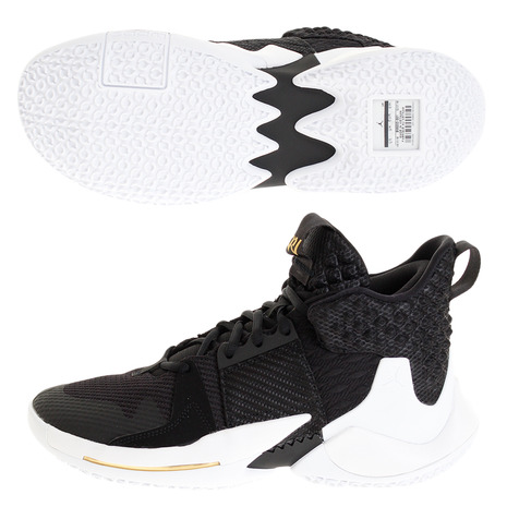 ナイキ(NIKE) ジョーダン WHY NOT ZER0.2 PF BV6352-001SP19HP (Men's)