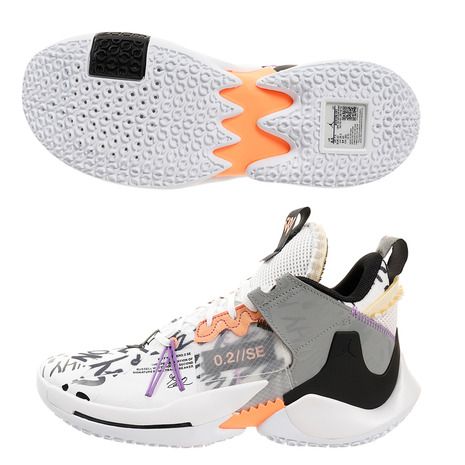 ナイキ(NIKE) ジョーダン WHY NOT ZER0.2 SE P AV4126-101HO19HP (Men's)