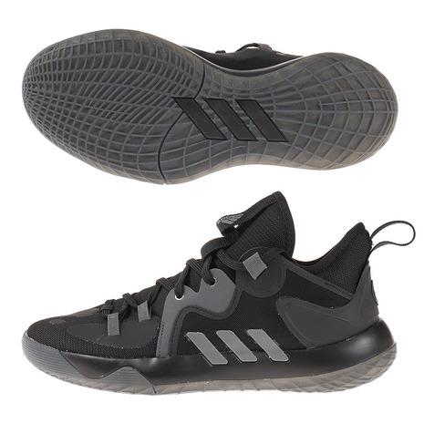 アディダス adidas バスケットシューズ ハーデン ステップバック 2 ジェームズ バッシュ マート 至高 FZ1075 メンズ