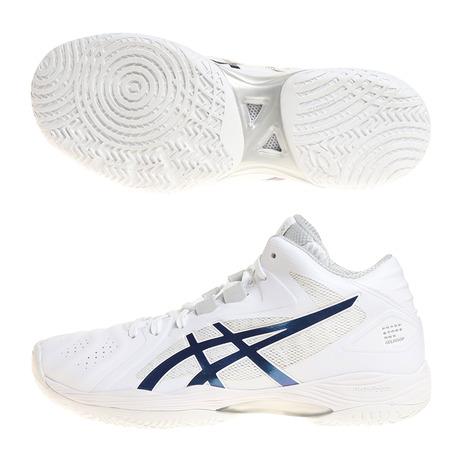アシックス 新商品 新型 ASICS バスケットシューズ 物品 ゲルフープ V13 1063A054.100 WIDE GELHOOP ワイド バッシュ