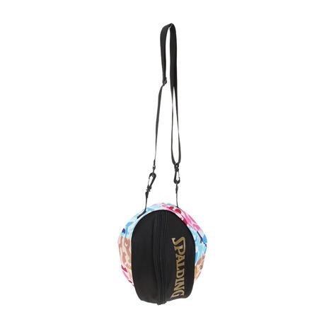 スポルディング 品質保証 SPALDING 大好評です ボールバッグ ボーラーカモ メンズ レディース 49-001BLC キッズ