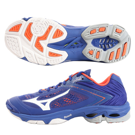 ミズノ(MIZUNO) Z5 WAVE LIGHTNING Z5 LIGHTNING V1GA190000 (Men's WAVE、Lady's), MOTOBLUEZ(モトブルーズ):f0cc1053 --- sunward.msk.ru