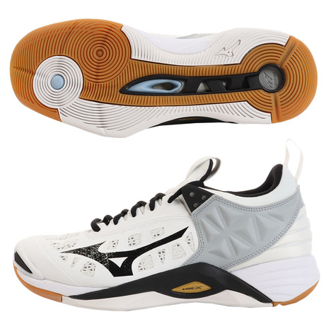 ミズノ(MIZUNO) 【先行予約商品】 WAVE MOMENTUM V1GA191209 (Men's、Lady's)