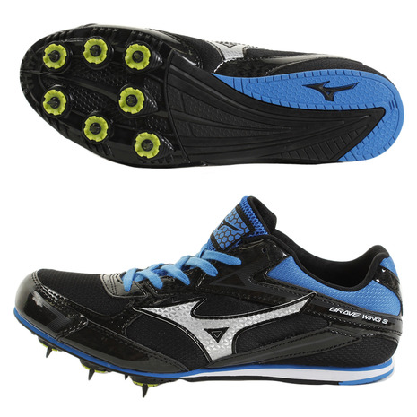 ミズノ(MIZUNO) BRAVE WING 3 WIDE U1GA183127 (Men's)
