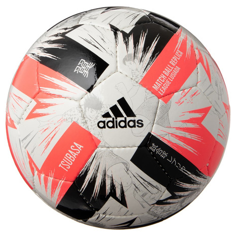 アディダス(adidas) サッカーボール 5号球 (一般 大学 高校 中学校用) ツバサ リーグ ルシアーダ AF518LU TSUBASA×キャプテン翼 自主練 (メンズ)