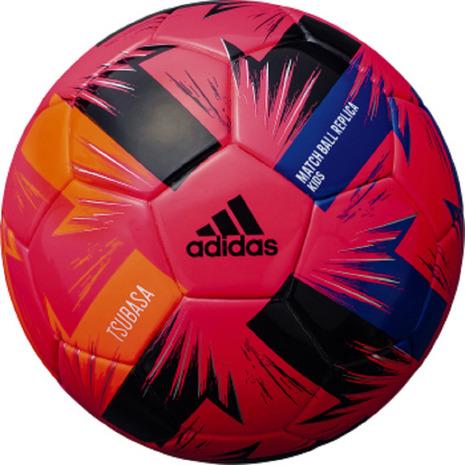 アディダス(adidas) ジュニア FIFA20 ツバサキッズ ピンク 4号球 AF411P 自主練 (キッズ)