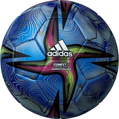 アディダス ☆最安値に挑戦 adidas サッカーボール FIFA2021コンペティキッズ 自主練 AF431B 毎日激安特売で 営業中です キッズ 4号検定球