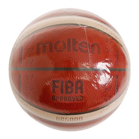 モルテン molten バスケットボール 7号球 一般 大学 高校 中学校 スペシャルエディション BG5000 B7G5000-S0B Bリーグ公式試合球 自主練 限定価格セール メンズ FIBA 直営店