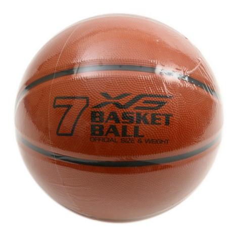 スーパースポーツゼビオ市場店 エックスティーエス ボール バスケットボール バスケット7号練習球 XTS 7号球 一般 高校 自主練 メンズ 大規模セール メーカー直売 男子用 大学 781G5ZK6619BRN 中学校
