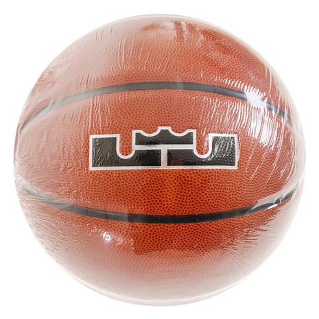 スーパースポーツゼビオ市場店 ナイキ ボール バスケットボール バスケット7号練習球 NIKE 7号球 一般 大学 高校 新作 人気 全国どこでも送料無料 自主練 855 中学校 オールコート レブロン メンズ 4P BS3005 男子用