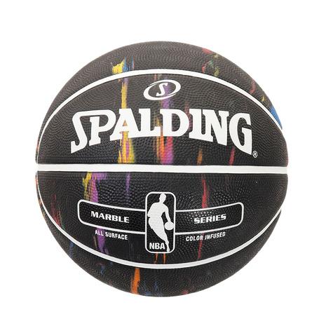スポルディング SPALDING 公式ショップ バスケットボール 7号球 一般 大学 高校 マーブル 中学校 男子用 自主練 メンズ 71-101Z 出荷