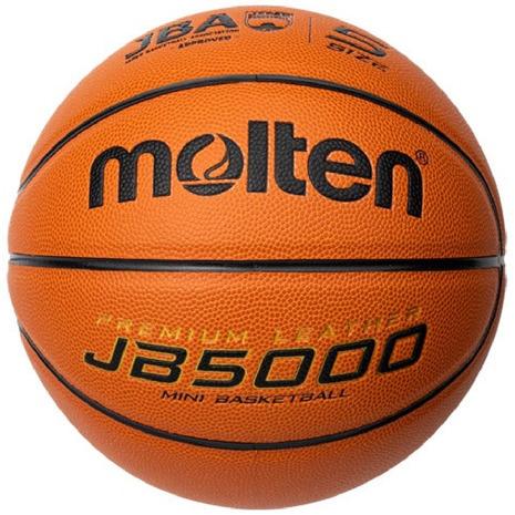 スーパースポーツゼビオ市場店 モルテン molten バスケットボール 5号球 小学校用 贈呈 JB5000 検定球 自主練 B5C5000 キッズ 内祝い
