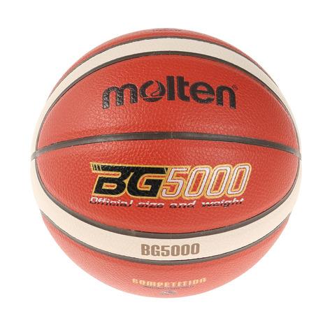 モルテン molten バスケットボール 贈り物 5号球 小学校用 キッズ 検定球 日本 B5G5000 BG5000 自主練