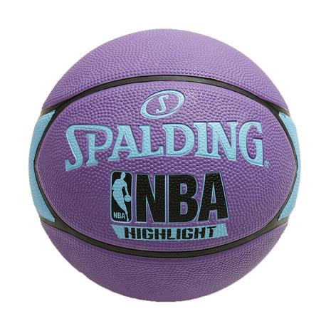 スーパースポーツゼビオ市場店 スポルディング ボール バスケットボール セール バスケット5号練習球 SPALDING 5号球 超目玉 自主練 83-474Z 小学校用 キッズ ジュニア ハイライトスター