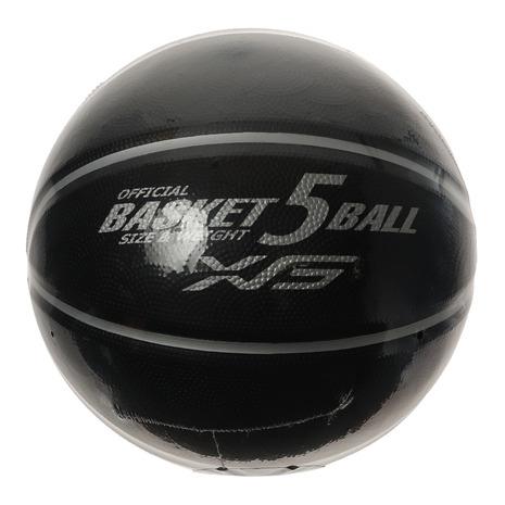 エックスティーエス XTS バスケットボール 再入荷 予約販売 セールSALE%OFF 5号球 BLKSLV 781G1ZK5887 キッズ