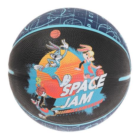 スポルディング 注文後の変更キャンセル返品 SPALDING バスケットボール 5号球 スペース 84-596Z テューンコート ジャム キッズ 爆買い送料無料