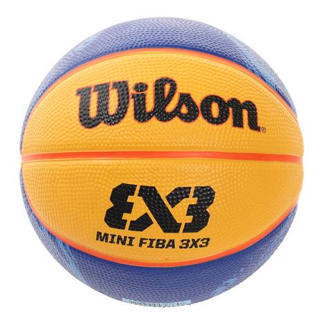 FIBA 3x3ミニバスケットボール2020-21 WTB1733XB2020 (メンズ、レディース)