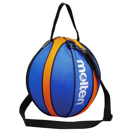 スーパースポーツゼビオ市場店 モルテン ボール セール 登場から人気沸騰 ボール小物 ボールケース molten キッズ バスケットボールバッグ NB10BO メンズ レディース まとめ買い特価 1個入れ