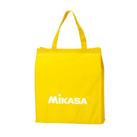 スーパースポーツゼビオ市場店 送料込 ミカサ ボール ボール小物 売り込み 他ボール小物 MIKASA レジャーバッグ メンズ イエロー レディース キッズ BA21-Y トートバッグ