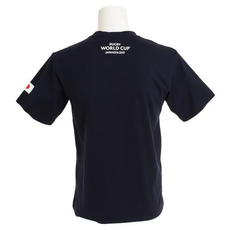 カンタベリー(canterbury) ラグビーワールドカップ2019(TM)日本大会 ジャパンTシャツ VWD39427 29 (Men's)