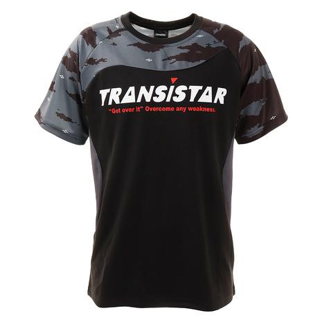 トランジスタ(TRANSISTAR) ハンドボールゲームシャツ ピクトグラム HB20ST01-02 (メンズ)