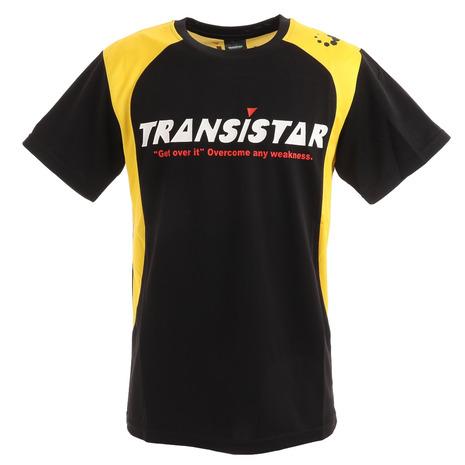 国内送料無料 トランジスタ 捧呈 TRANSISTAR ハンドボールウェア ゲームシャツ レディース メンズ HB21ST07-17