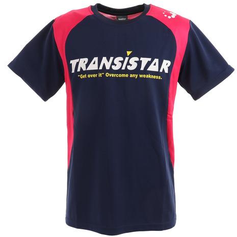 トランジスタ TRANSISTAR ハンドボールウェア ゲームシャツ レディース 超特価 HB21ST07-46 定番スタイル メンズ