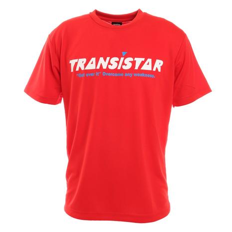 トランジスタ TRANSISTAR ハンドボールウェア 『1年保証』 Tシャツ メンズ 上等 SUPERSHOOTER2 HB21TS10-60