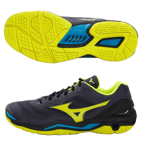 ミズノ(MIZUNO) WAVE STEALTH V X1GA180047 (Men's)